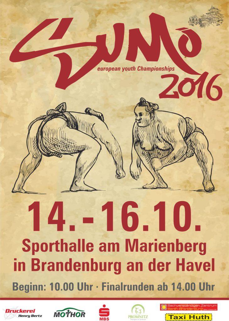 Promnitz Brandenburg Havel european sumo federation